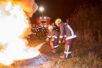FJ-Feuerlöscherübung