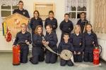 Neue Mitglieder bei der Feuerwehrjugend
